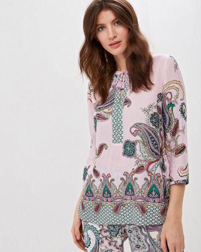 Блузка фиолетовый весенний Gerry Weber