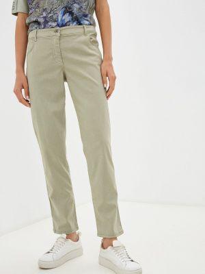 Прямые брюки - хаки Betty Barclay