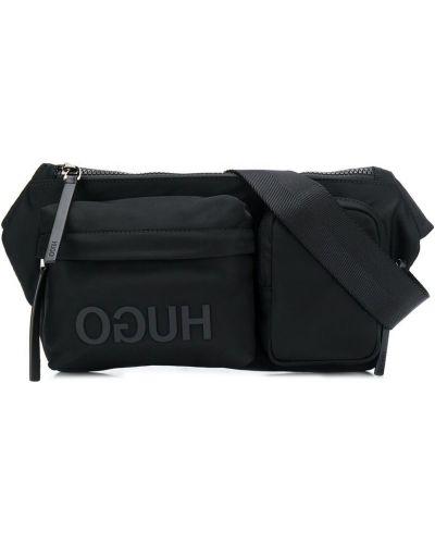 Поясная сумка - черная Boss Hugo Boss
