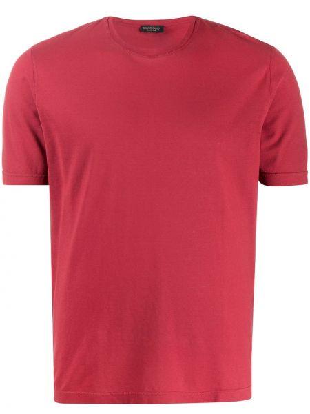 Koszula krótkie z krótkim rękawem prosto Dell'oglio