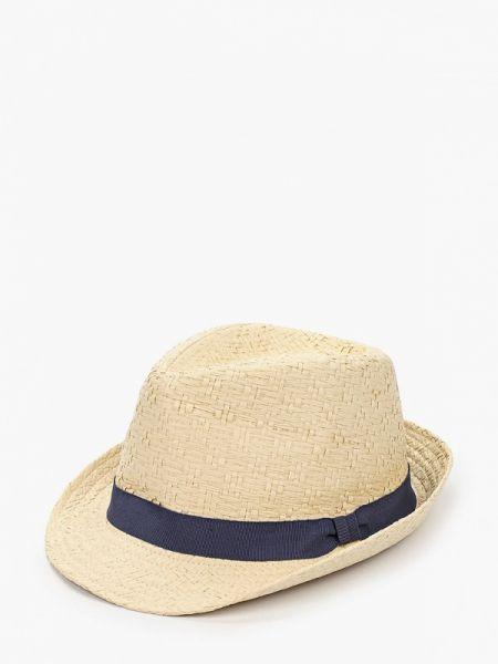 Бежевая шапка Marks & Spencer