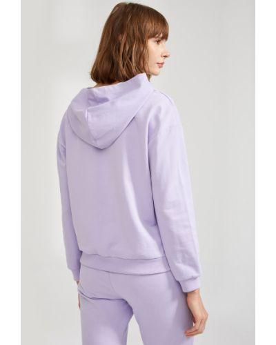 Сиреневый свитер Defacto