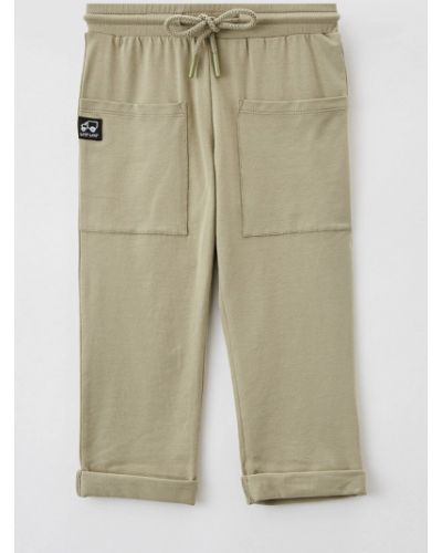 Зеленые домашние брюки Sela