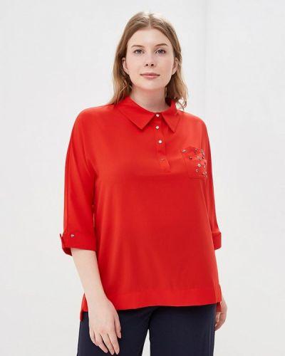 Красная блузка Milanika