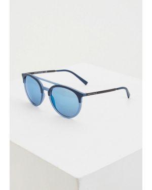 Солнцезащитные очки синий Armani Exchange