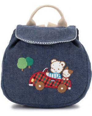 Рюкзак с заплатками Familiar