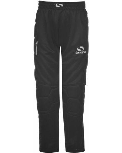Czarne spodnie Sondico