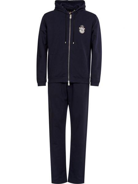 Спортивный костюм на молнии - синий Billionaire