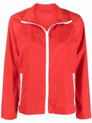 Красная нейлоновая куртка Mackintosh