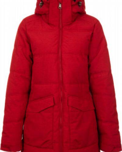Утепленная куртка с капюшоном спортивная Luhta
