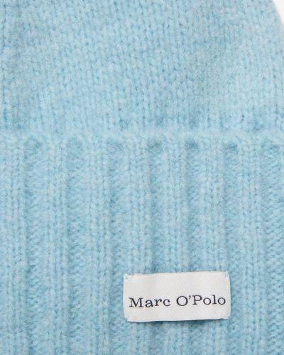 Вязаное шерстяное поло Marc O'polo