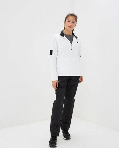 Спортивный костюм черный белый Asics