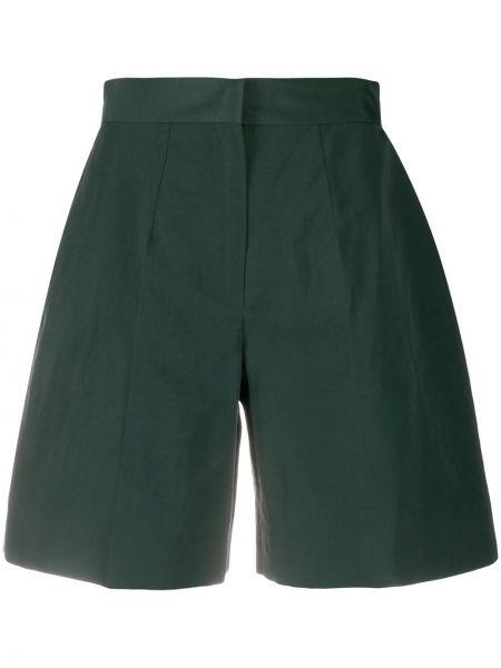 Однобортные короткие шорты с карманами Victoria Victoria Beckham
