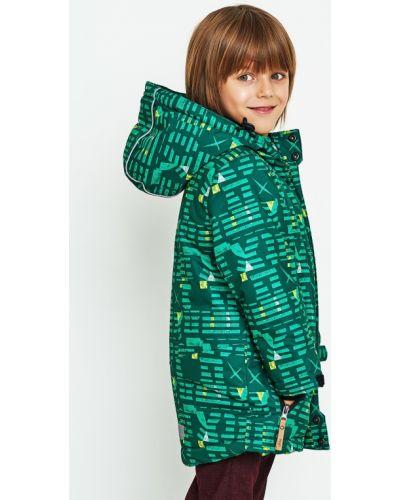 Куртка теплая зеленый Nativo