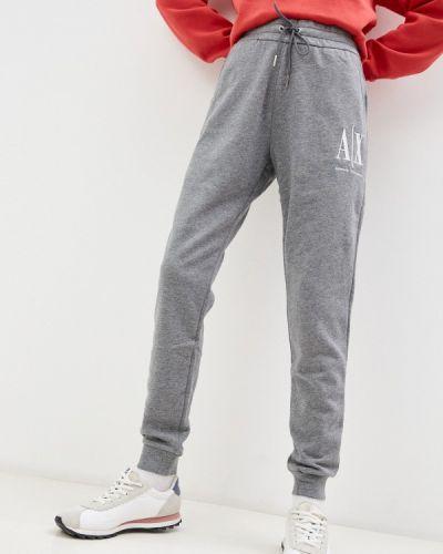 Спортивные брюки - серые Armani Exchange