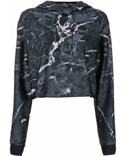 Czarna bluza z kapturem Ultracor