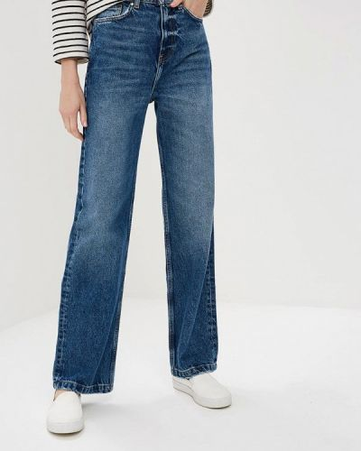 Расклешенные джинсы широкие Mango
