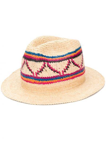 Плетеные шляпа-федора свободного кроя Super Duper Hats