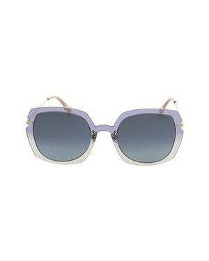 Муслиновые черные солнцезащитные очки Christian Dior