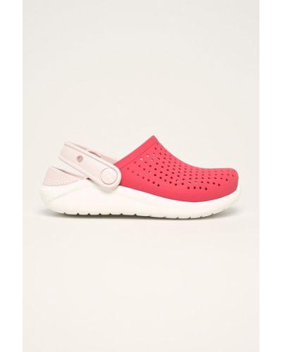 Босоножки красный Crocs