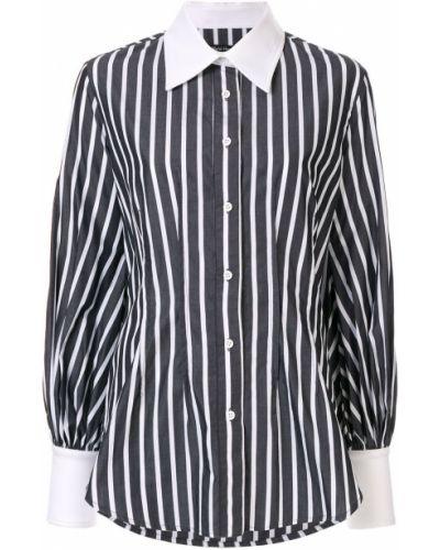 Черная рубашка на пуговицах Wynn Hamlyn