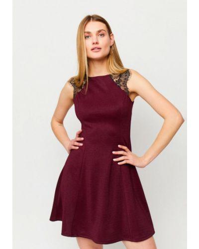 Фиолетовое вечернее платье Karree