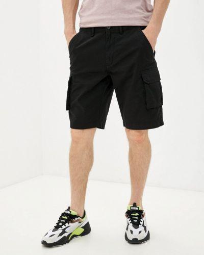 Черные весенние шорты J. Hart & Bros