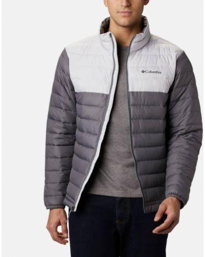 Серая куртка Columbia
