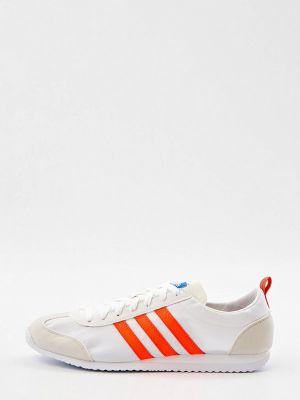 Низкие кроссовки - белые Adidas
