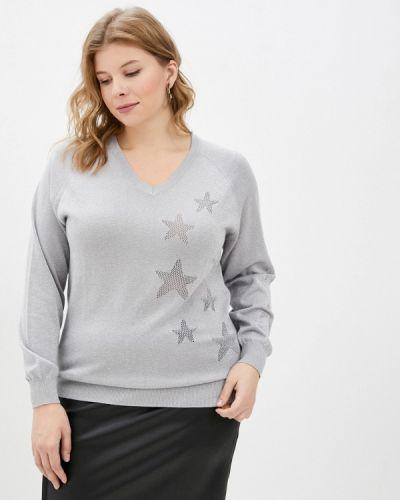 Пуловер - серый Begood