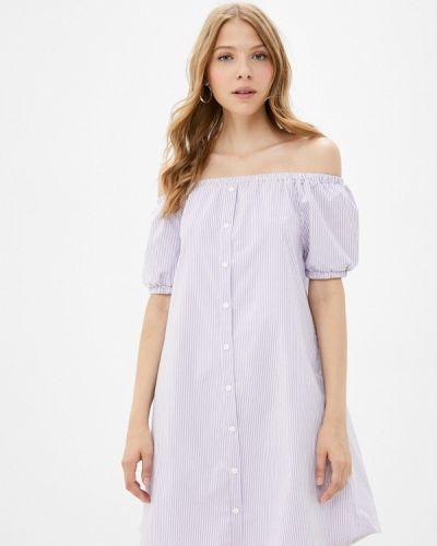 Фиолетовое весеннее платье M,a,k You Are Beautiful