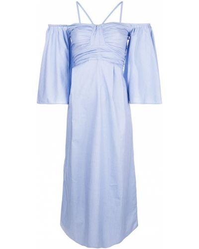 Расклешенное платье миди Teija