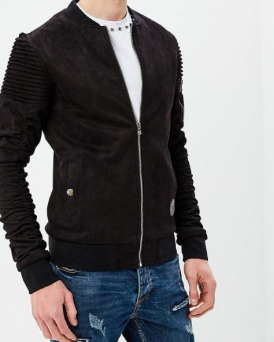 Черная куртка Terance Kole