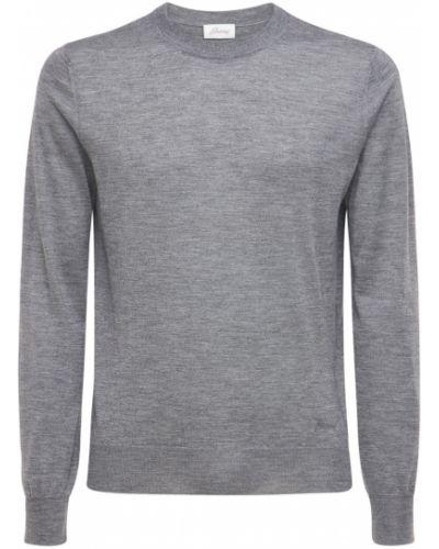 Кашемировый свитер - серый Brioni