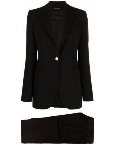 Złoty garnitur - czarny Tagliatore
