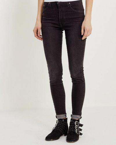 Черные джинсы-скинни Levi's®
