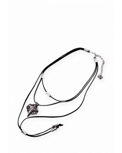 Серебряная подвеска серебряный черная Skifska Etnika