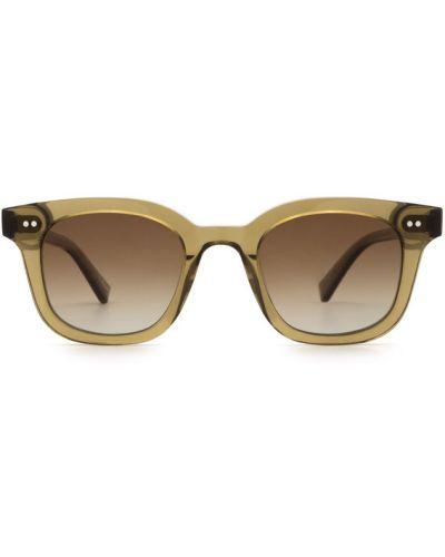 Zielone okulary Chimi