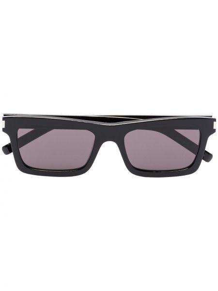 Okulary - czarne Saint Laurent Eyewear