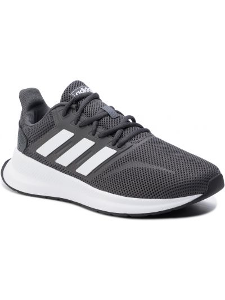 Szary buciki Adidas