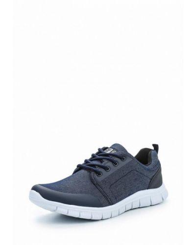 Синие кроссовки Beppi