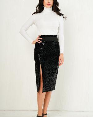 Повседневная юбка - черная Taiga
