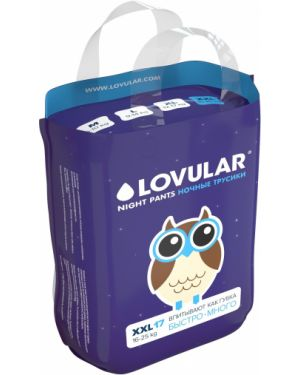 Трусы Lovular