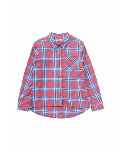 Красная рубашка Sela