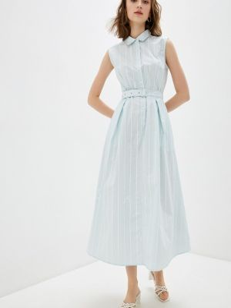 Бирюзовое платье Bulmer