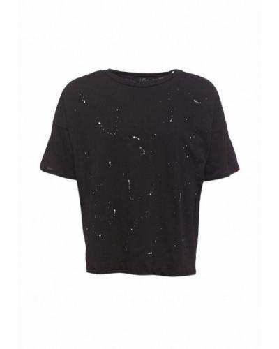 Черная футболка J.b4