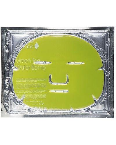 Bezpłatne cięcie zielony skórzany woda termalna bezpłatne cięcie 100% Pure