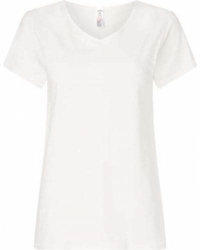 Biała piżama bawełniana Skiny