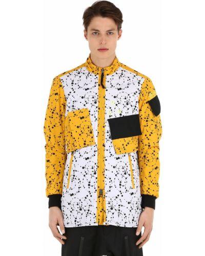 Утепленная куртка - белая Nike Acg