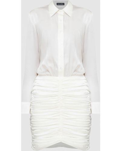 Платье миди - белое Retrofete